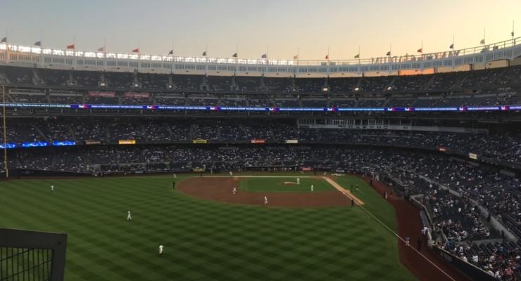 MNYCA Members Network, Take in New York Yankees Game