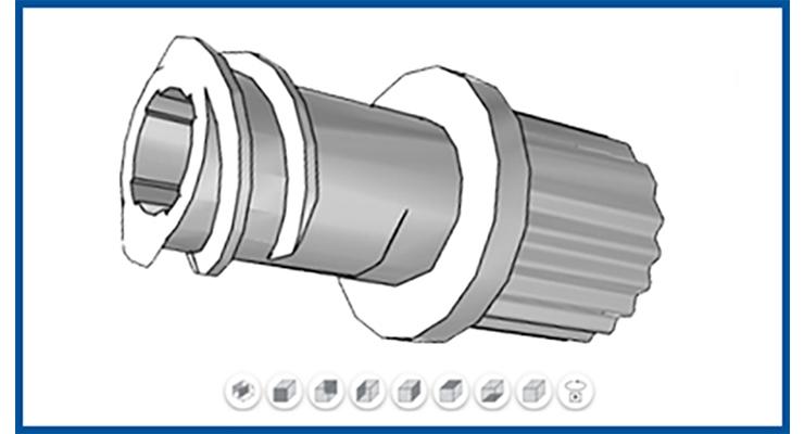 Qosina Launches Interactive 3D CAD Model Catalog