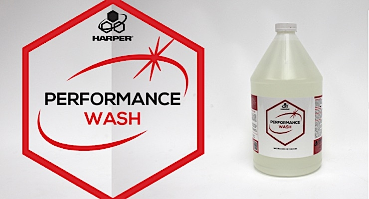 Harper Corporation unveils new anilox cleaner