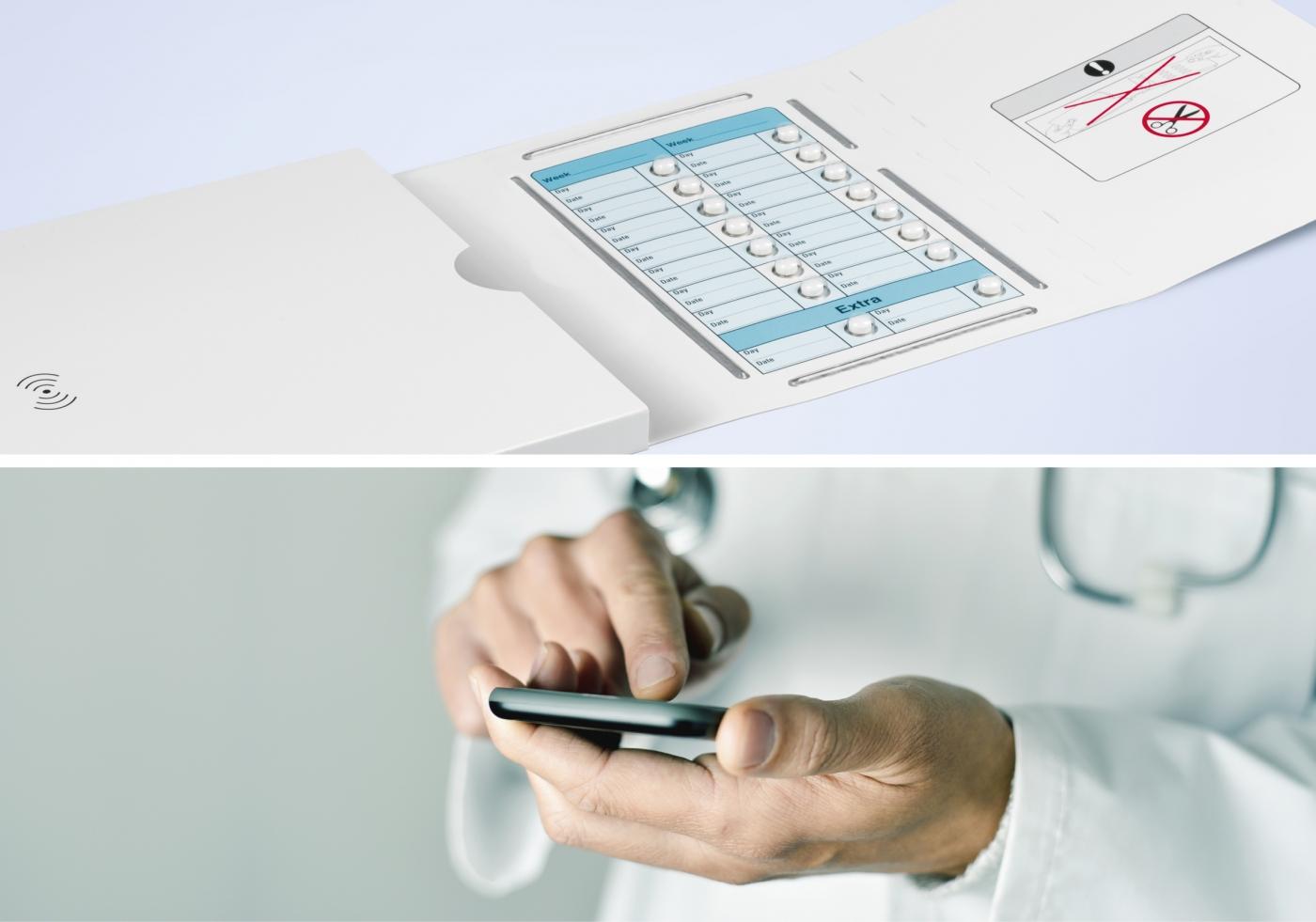 Schreiner MediPharm Develops Smart Blister Pack