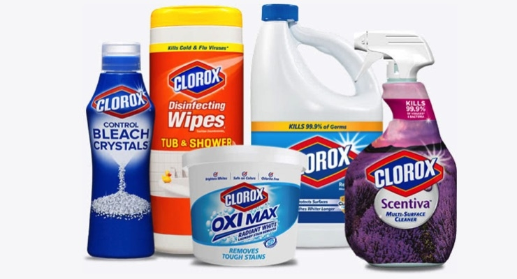 Clorox Expands Transparency Efforts