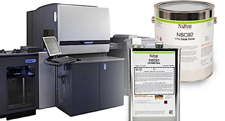 Nazdar Ink Technologies releases new primers for Indigo printing