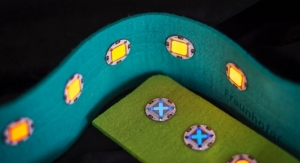 OLED Integration in Textiles: Functional and Eye-Catching