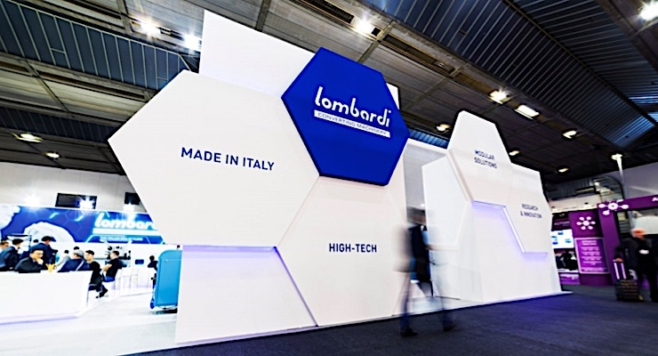Lombardi Converting Machinery highlights Synchroline