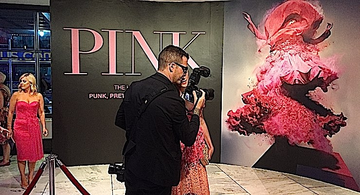 Pretty Powerful Pink