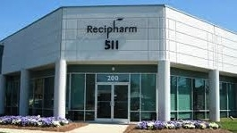 Recipharm Receives EMVO Approval