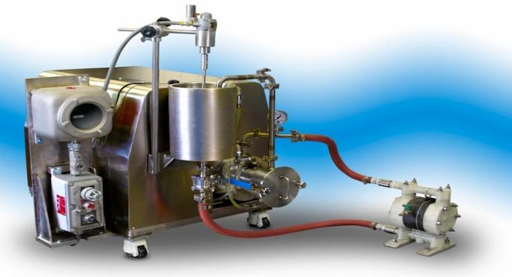 Union Process Updates Lab Equipment