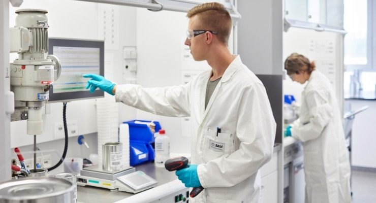 BASF Opens Modular Lab for Automotive OEM Coatings at its Münster Site