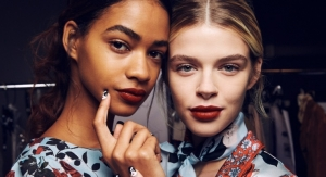 Maybelline Touts Bright Mattes at NYFW