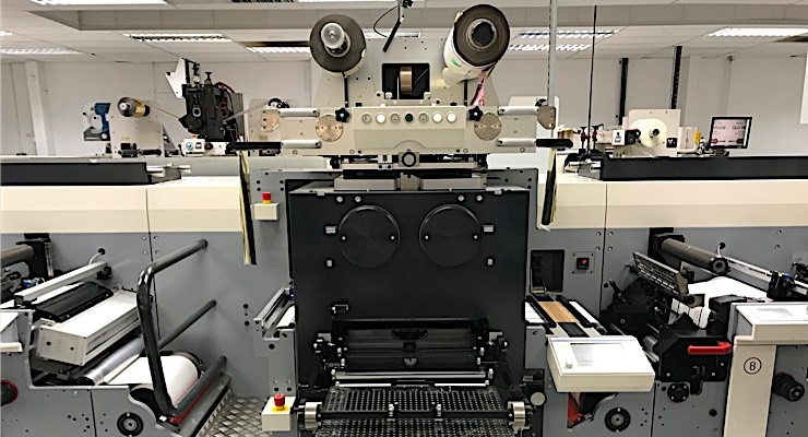 The Label Makers invests in MPS and ABG combo press
