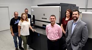 Turner Labels installs HP Indigo 6900 digital press