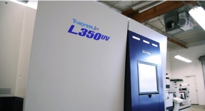 SCREEN Ramps Up Twin Truepress Jet L350UV+ Digital Label Presses at Labelexpo
