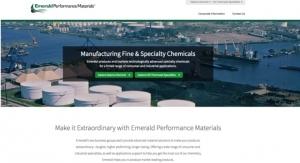 Emerald Redesigns Corporate Website