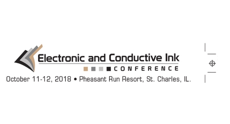 Conductive Inks Conference to Examine Smart Packaging, New Technologies and More