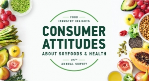 2018 Study Results Reveal Consumer Attitudes About Soyfoods & Health