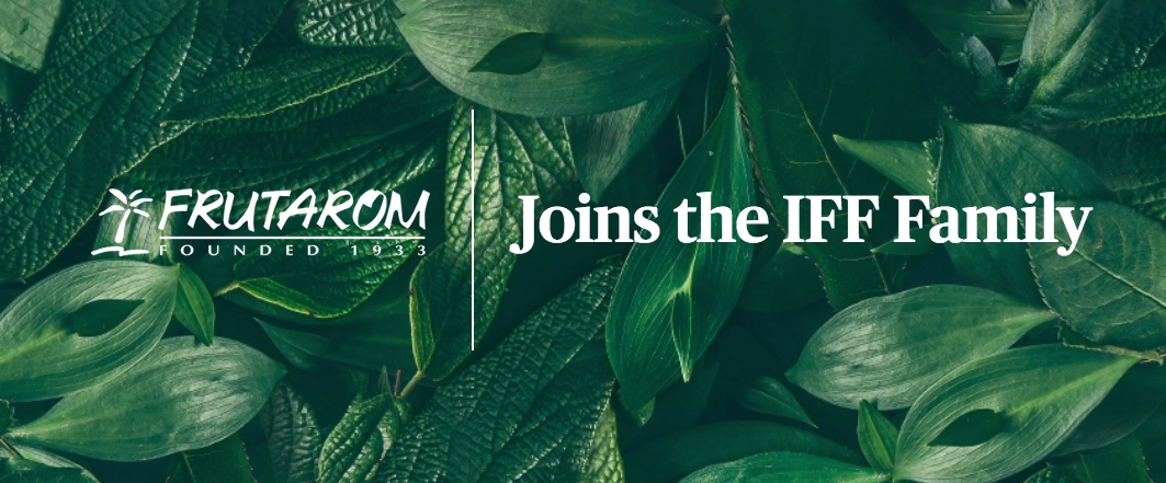 IFF Completes Frutarom Acquisition
