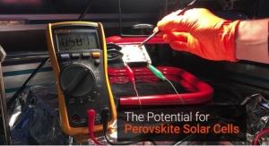 NREL: The Potential for Perovskite Solar Cells
