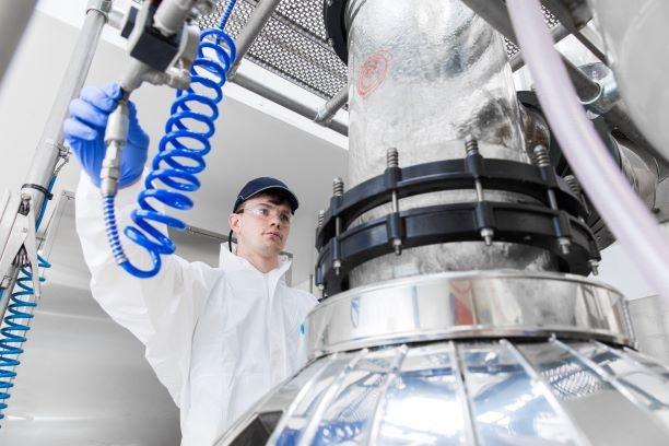 Arran Chemical Co. Advances Strategic Expansion Plan