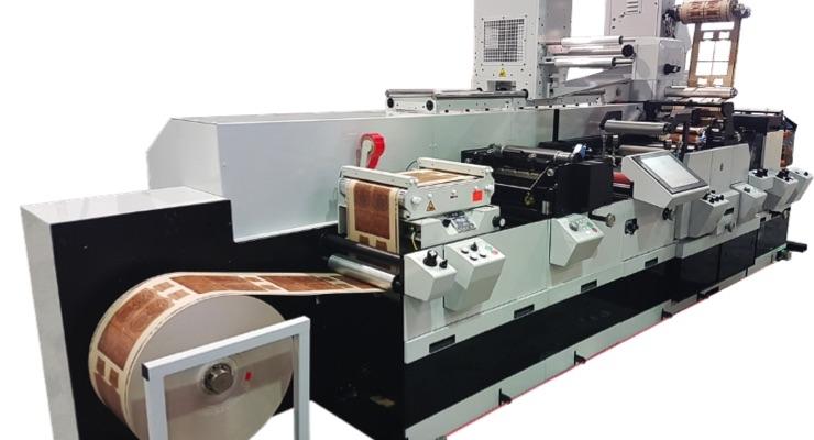 Rotoflex launches DF3 offline digital finishing machine