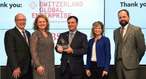 Axalta Receives Tell Award for Outstanding Contributions in Basel, Switzerland