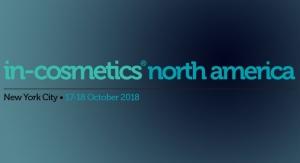 In-Cosmetics North America Starts Tomorrow!