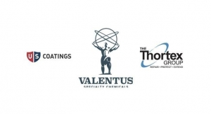 Valentus Specialty Chemicals, Inc. Partners with US Coatings, The Thortex Group