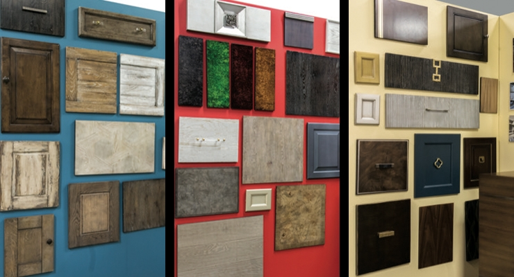 AkzoNobel Showcases 2019 Color, Styling Trends for Wood Coatings
