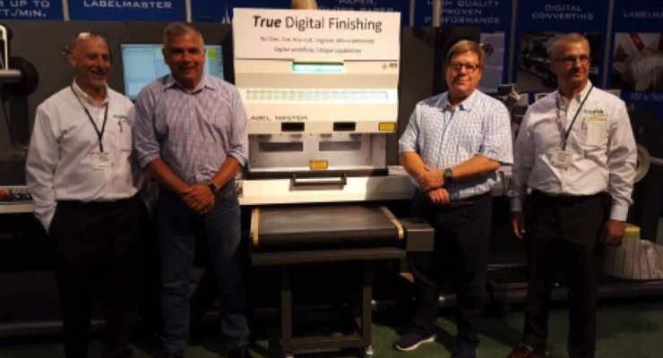 Control Group invests in SEI Labelmaster laser cutting