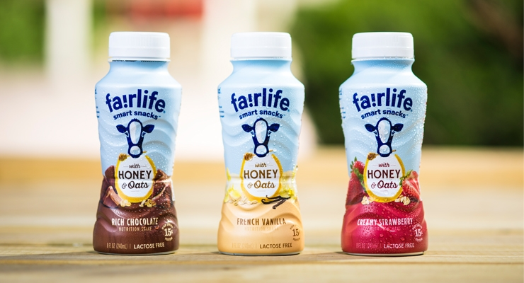 Fairlife Snacks Help Curb Hunger Between Meals