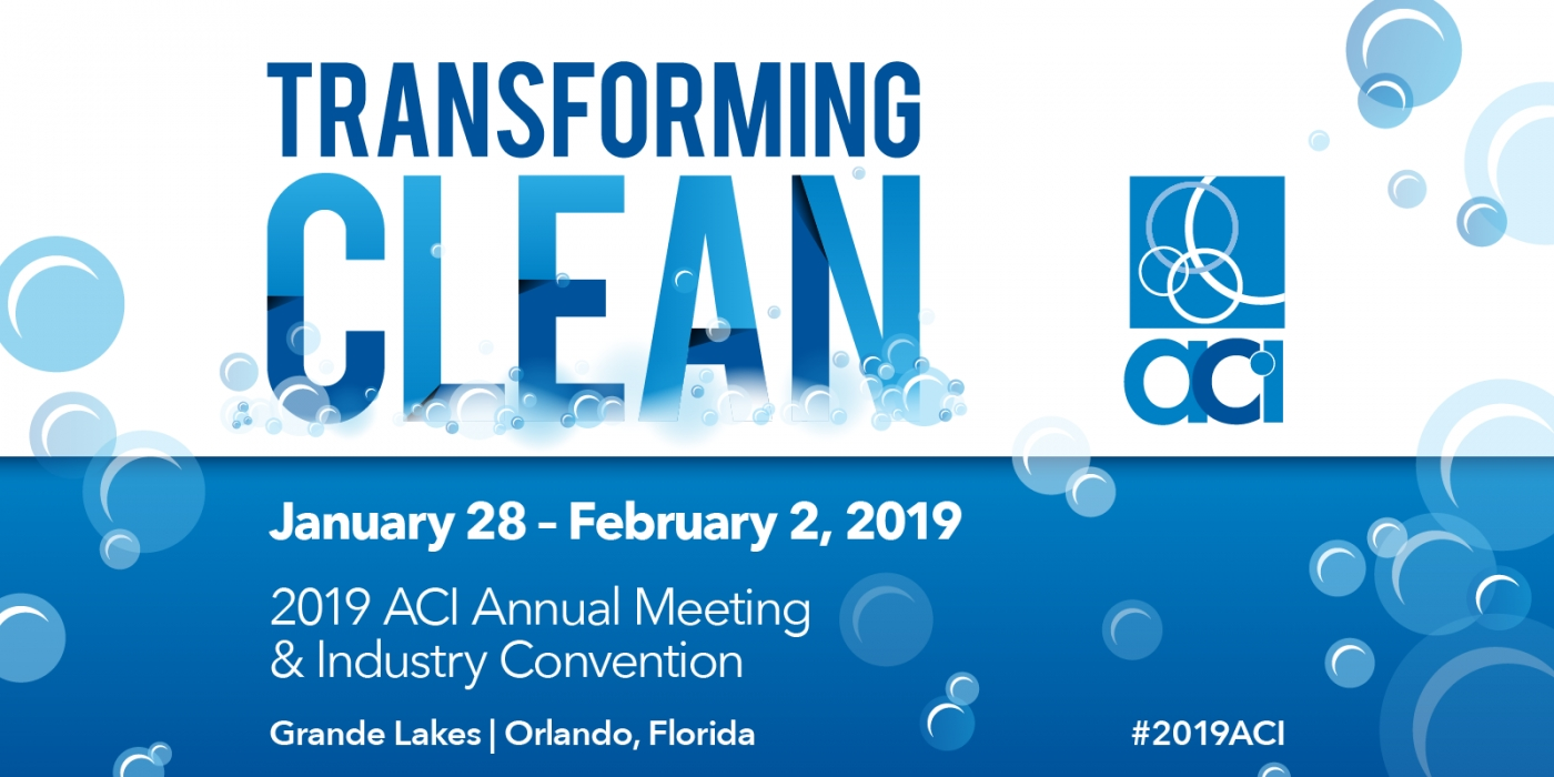 Registration Opens for ACI Convention