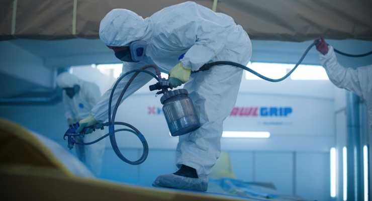 New AkzoNobel Coating Offers Extreme Performance for Yacht Owners