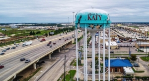 City of Katy, Texas Crowned Tnemec 2018 Tank of the Year