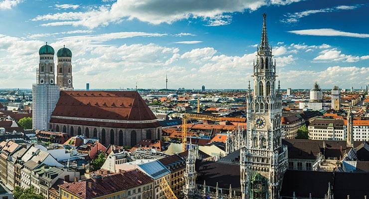 A Beautiful Week in Bavaria