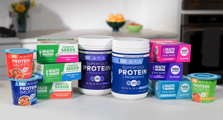 PepsiCo Acquires Health Warrior, Expanding Presence in Plant-Based Space