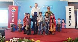Siegwerk Partners with SOS Children's Village Indonesia