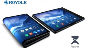 Royole Introduces World's First Commercial Foldable Smartphone