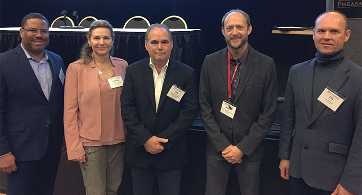 Conference Gives Glimpse into Future of Printed Electronics, Conductive Inks