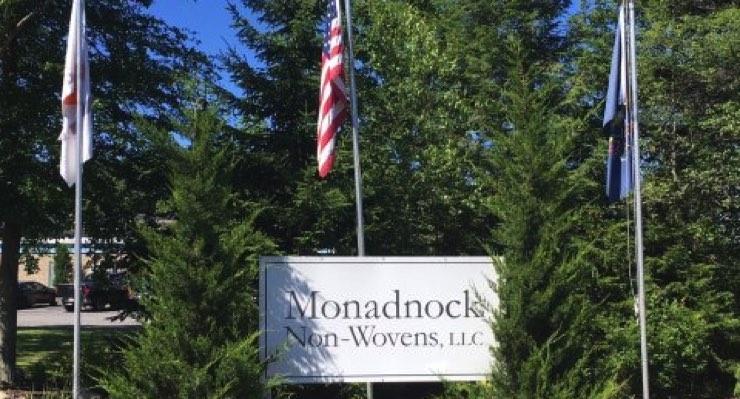 Monadnock Nonwovens Celebrates 20th Anniversary