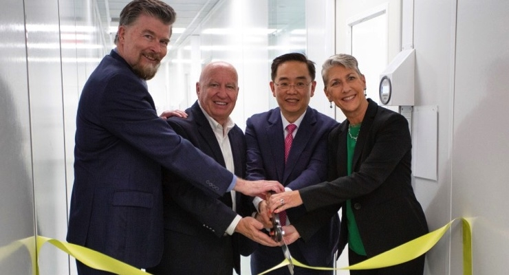 VGXI Opens Flex-Scale Plant for GMP RNA and DNA Mfg.
