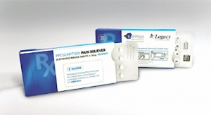 Keystone Folding Box Co. Introduces Opioid Rx Blister Pack