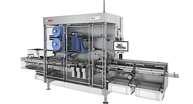 Bosch Introduces Sigpack HML Machine