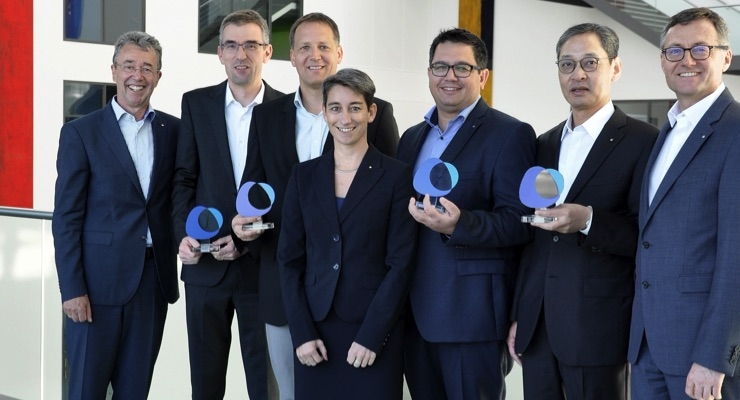 BYK Team Wins ALTANA Innovation Award 2018 for New Additive Product Line