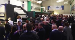 EFI Introduces Next-Gen Single-Pass Reggiani BOLT Textile Digital Printer