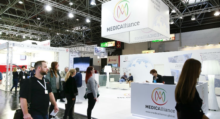 Images from Medica/Compamed 2018, Wrap Up