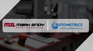 Mark Andy Print Products strengthens partnership with RotoMetrics