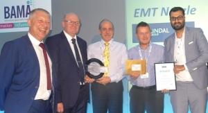 Lindal Wins Aerosol Packaging Award