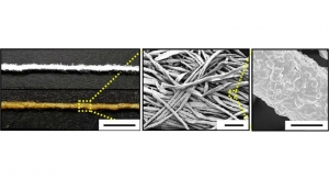 Cotton-Based Hybrid Biofuel Cell Could Power Implantable Devices
