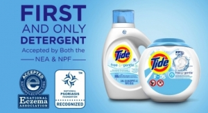 Tide Earns Psoriasis Foundation and Eczema Association Seals