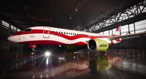 AkzoNobel Helps Latvian Airline Celebrate Nation