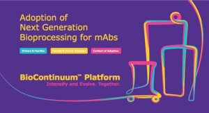 Next Gen Bioprocessing for mAbs